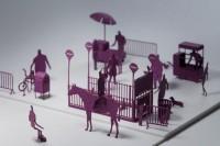 Nyc Paper Subway Station by Terada Mokei | Trendland: Fashion Blog & Trend Magazine