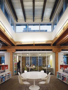 Design at Work> IDEO - The Architect's Newspaper | Working Partitions | Pinterest | Newspaper, Architects and Offices