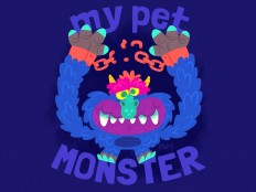 My Pet Monster by Matt Kaufenberg