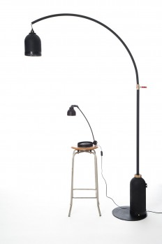 Achille le Grand, Floor lamp on