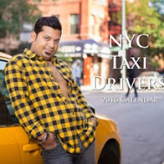 New York City Taxi Drivers Comedic Calendar 2016 | Photogrist