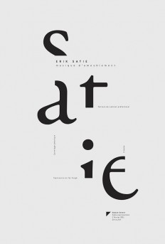 Erik Satie poster – Valerie Pilotte on Inspirationde
