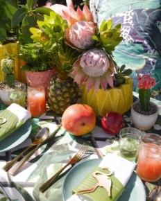 How to create a tropical setting for your next party | Stuff.co.nz