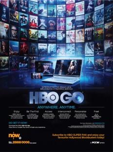 HBO GO Asia on