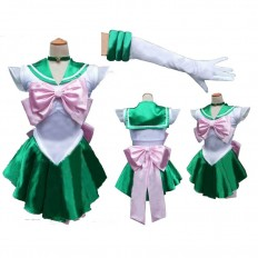 Sailor Jupiter Costume | sailormooncostumeworld.com