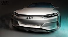 AUDI Aero Sedan Concept on
