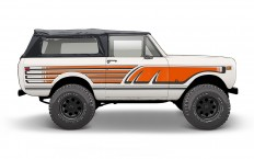 International Scout II Render on