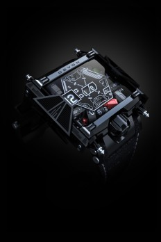 Devon Works Star Wars Watch — urdesignmag