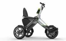 A Trike for Urban Trekking | Yanko Design