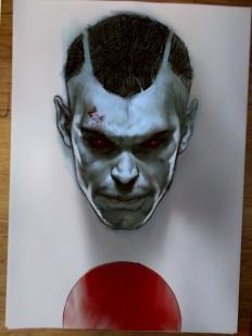 ArtStation - Bloodshot, Ben Oliver