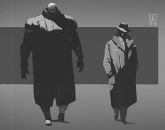 ArtStation - Noir, Valentin Demchenko