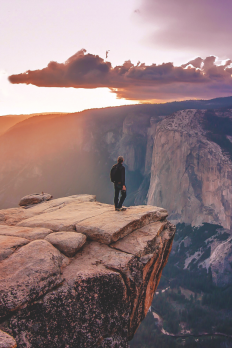 Yosemite National Park on Inspirationde