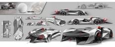 Concept cars - Peugeot M15