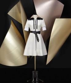 Frank Gehry signe les vitrines de la collection automne-hiver 2014-2015 de Louis Vuitton | Vogue