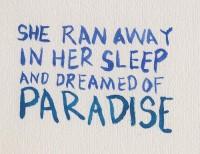 dream away reality
