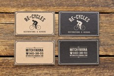 Re-Cycles Branding by And Studio | Inspiration Grid | Design Inspiration