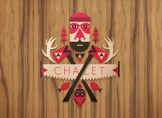 Target Chalet Identity by Aaron Melander | Inspiration Grid | Design Inspiration