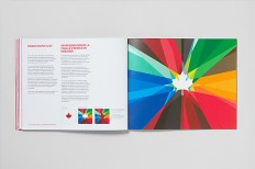 Canadian Olympic Team Rebrand by Ben Hulse | Inspiration Grid | Design Inspiration