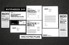 SDA Identity by Miklos Kiss | Inspiration Grid | Design Inspiration