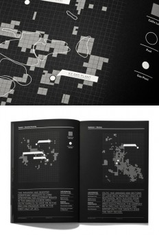 Celtic Explorations Annual Report by Jake Lim | Inspiration Grid | Design Inspiration