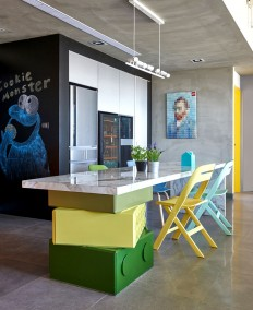LEGO Playground Interior by HAO Design - InteriorZine