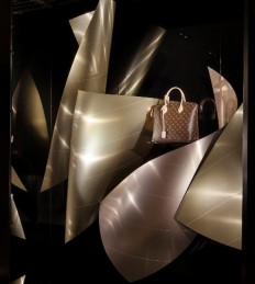 FRANK GEHRY FOR LOUIS VUITTON STORE FRONTS | Make The Trendz