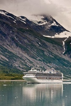 Glacier Bay, Alaska on Inspirationde