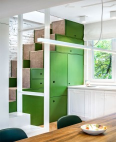 Chic Apartment by DontDIY studio - InteriorZine