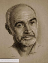 Portrait Painting, Photo To Painting, Painted by Oil Portrait Artist