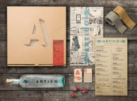 Antico Pizza Napoletana - TheDieline.com - Package Design Blog
