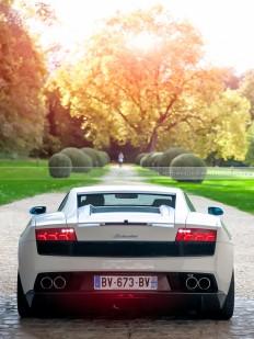 Lamborghini Gallardo on Inspirationde