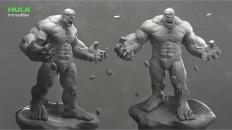 ArtStation - Hulk, Krzysztof Rekita