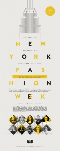 NY Fashion Week on