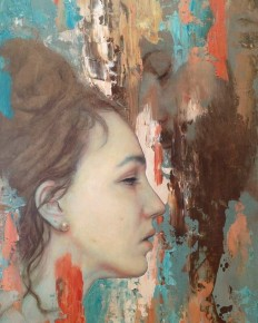 Oil Paintings Portraits by Meredith Marsone | 2 Illustration Mag