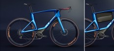 Single Bike, Double Frame | Yanko Design