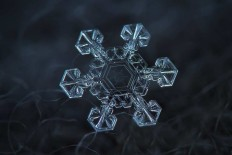 Stunning Close-Ups Photos of Snowflakes by Alexey Kljatov