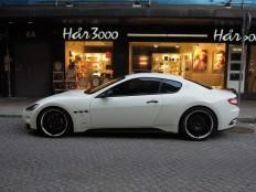 Maserati GranTurismo on Inspirationde
