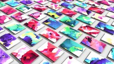 FIELD x GF Smith - 10,000 Digital Paintings