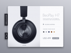 SerialThriller™ — B&O BeoPlay H7