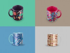 4 Free Mug Mockup PSD - Freebiesjedi
