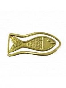 Fish Relief, Bronze Bookmark | BOOKMARKS | Pinterest