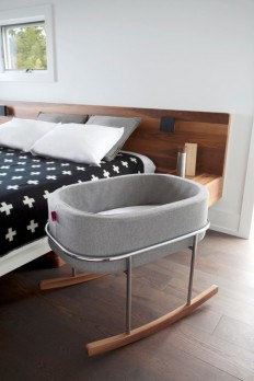 Your Baby's First, Really Cool Bed on Inspirationde