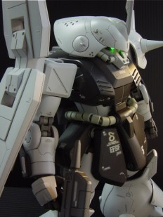 GUNDAM GUY: MG 1/100 RMS-108 Marasai - Painted Build