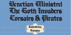 Golondrina - Webfont & Desktop font « MyFonts