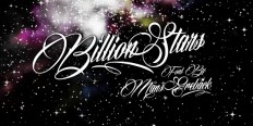 Billion Stars - Aring Typeface