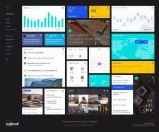 Dashboard UI Elements | Craftwork – Thoroughly Handpicked UI Freebies