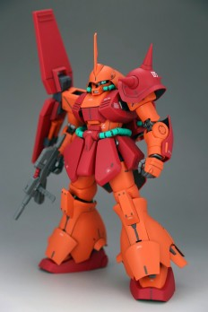 Gundam Family: MG 1/100 RMS-108 Marasai Painted Build