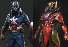 ArtStation - Civil War: Whose Side are you On?, mars ...