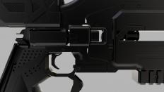 ArtStation - Lasergun. Fusion360 practice , Dzmitry Doryn