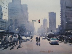 city landscapes art - Google Search